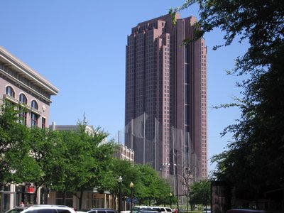 Downtown Dallas High rise Condo