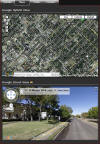 Search East Dallas Real Estate Google Street View