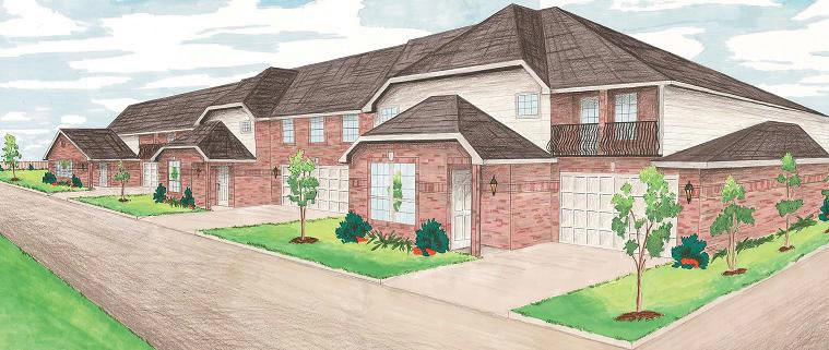 Davenport Meadows Townhomes North Dallas